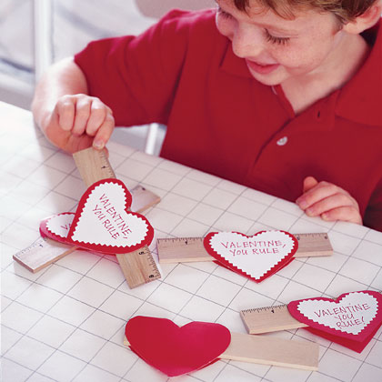 do you make your valentines or do you store buy them either way its a fun ritual to make valentines with your kids first things first grab a classroom - Craft Ideas For Valentines Day